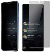 Защитное стекло Privacy 5D (full glue) (тех.пак) для Samsung Galaxy A41
