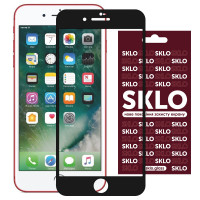 Захисне скло SKLO 3D (full glue) для Apple iPhone 7 (4.7'')
