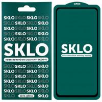 Защитное стекло SKLO 5D (full glue) для Xiaomi Redmi Note 9s
