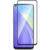 Защитное стекло XD+ (full glue) (тех.пак) для Oppo A52