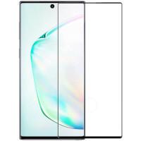 Защитное цветное 3D стекло Mocoson (full glue) для Samsung Galaxy Note 20 Ultra