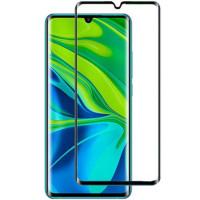 Защитное цветное 3D стекло Mocoson (full glue) для Xiaomi Mi Note 10 Pro
