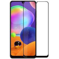 Защитное цветное стекло Mocoson 5D (full glue) для Samsung Galaxy A41