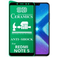 Защитная пленка Ceramics 9D для Xiaomi Redmi Note 5 Pro / Note 5 (AI Dual Camera)