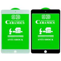 """Защитная пленка Ceramics 9D (в упак.) для Apple iPad 10.2"""" (2020) / Apple iPad 10.2"""" (2019)"""