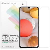 Защитная пленка Nillkin Crystal для Samsung Galaxy A42 5G