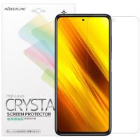 Защитная пленка Nillkin Crystal для Xiaomi Poco X3