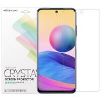 Защитная пленка Nillkin Crystal для Xiaomi Redmi Note 10 5G / Poco M3 Pro