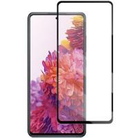 Защитное цветное 3D стекло Mocoson (full glue) для Samsung Galaxy S20 FE