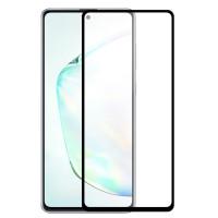 Защитное стекло 2.5D CP+ (full glue) для Huawei P Smart (2021)