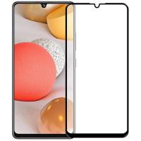 Защитное стекло 2.5D CP+ (full glue) для Samsung Galaxy A42 5G
