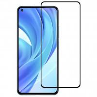 Защитное стекло 2.5D CP+ (full glue) для Xiaomi Mi 11 Lite