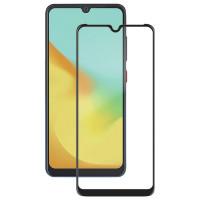 Защитное стекло 2.5D CP+ (full glue) для ZTE Blade A7 (2019)