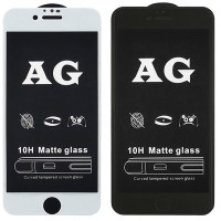 "Захисне скло 2.5D CP+ (full glue) Matte для Apple iPhone 6/6s (4.7"")"