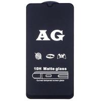 Защитное стекло 2.5D CP+ (full glue) Matte для Samsung A20/A30/A30s/A50/A50s/M30/M30s/M31/M21