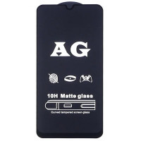 Защитное стекло 2.5D CP+ (full glue) Matte для Samsung Galaxy A71 / Note 10 Lite / M51