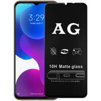 Защитное стекло 2.5D CP+ (full glue) Matte для Xiaomi Mi 10 Lite