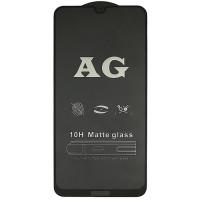 Защитное стекло 2.5D CP+ (full glue) Matte для Xiaomi Redmi Note 8T