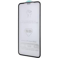 """Защитное стекло 5D Hard (full glue) (тех.пак) для Apple iPhone 12 Pro / 12 (6.1"""")"""