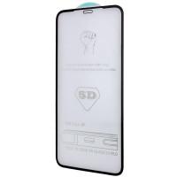 """Защитное стекло 5D Hard (full glue) (тех.пак) для Apple iPhone 13 / 13 Pro (6.1"""")"""