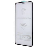 """Защитное стекло 5D Hard (full glue) (тех.пак) для Apple iPhone 13 mini (5.4"""")"""