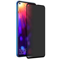 Защитное стекло Privacy 5D (full glue) для Huawei Honor 20 / Nova 5T