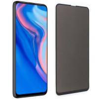 Защитное стекло Privacy 5D (full glue) для Huawei Y9 Prime (2019)