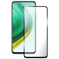 Защитное стекло Privacy 5D (full glue) для Xiaomi Mi 10T Pro