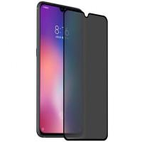 Защитное стекло Privacy 5D (full glue) для Xiaomi Mi 9