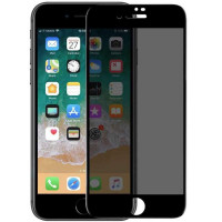 Захисне скло Privacy 5D Matte (full glue) (тех.пак) для Apple iPhone 7 plus (5.5'')