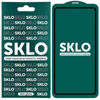 Защитное стекло SKLO 5D (full glue) для Xiaomi Mi 11 Lite