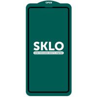 """Защитное стекло SKLO 5D (full glue) (тех.пак) для Apple iPhone 13 Pro Max (6.7"""")"""