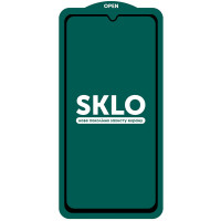 Защитное стекло SKLO 5D (full glue) (тех.пак) для Xiaomi Redmi K40 / K40 Pro/K40 Pro+/Poco F3/Mi 11i