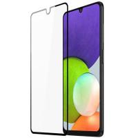Защитное стекло XD+ (full glue) (тех.пак) для Samsung Galaxy A22 4G / M32
