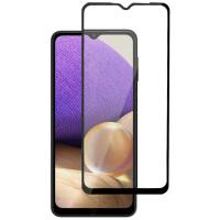 Защитное стекло XD+ (full glue) (тех.пак) для Samsung Galaxy A32 4G