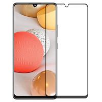 Защитное стекло XD+ (full glue) (тех.пак) для Samsung Galaxy A42 5G