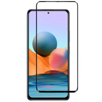 Защитное стекло XD+ (full glue) (тех.пак) для Xiaomi Redmi 10