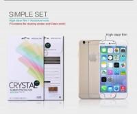 "Защитная пленка Nillkin Crystal для Apple iPhone 6/6s plus (5.5"")"