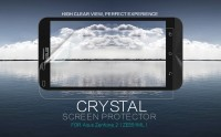 Защитная пленка Nillkin Crystal для Asus Zenfone 2 (ZE551ML/ZE550ML)