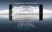 Защитная пленка Nillkin Crystal для Huawei P8 Lite