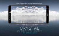 Защитная пленка Nillkin Crystal для Huawei Honor 9 Lite