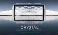 Купить Защитная пленка Nillkin Crystal для Lenovo Vibe X3 Lite (A7010) / K4 Note