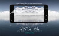 Защитная пленка Nillkin Crystal для Meizu M5c