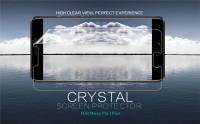 Защитная пленка Nillkin Crystal для Meizu Pro 7 Plus
