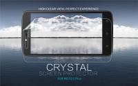 Захисна плівка Nillkin Crystal для Motorola Moto C Plus