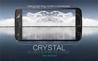 Купить Защитная пленка Nillkin Crystal для Motorola Moto X4