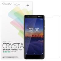 Защитная пленка Nillkin Crystal для Nokia 3.1