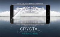 Защитная пленка Nillkin Crystal для OnePlus 3 / OnePlus 3T