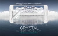 Защитная пленка Nillkin Crystal для Samsung A310F Galaxy A3 (2016)