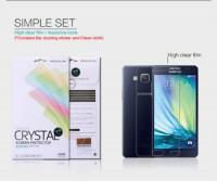 Защитная пленка Nillkin Crystal для Samsung Galaxy A5 (A500H/A500F)